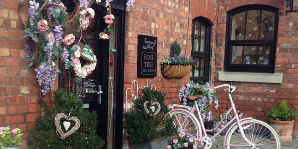 Rose Tree Tea Rooms a Review