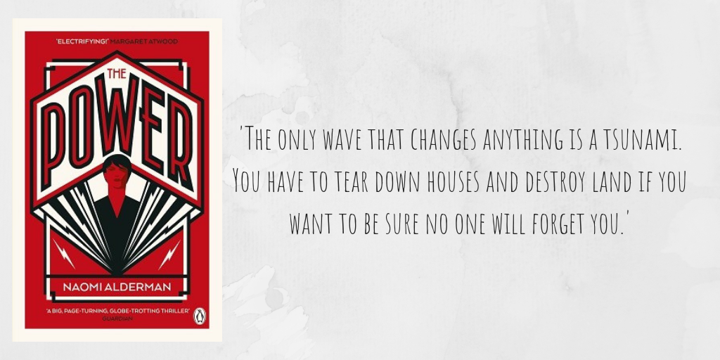 The Power by Naomi Alderman: A Review