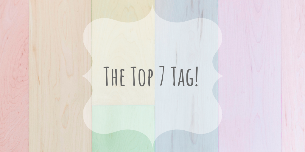 The Top Seven Tag