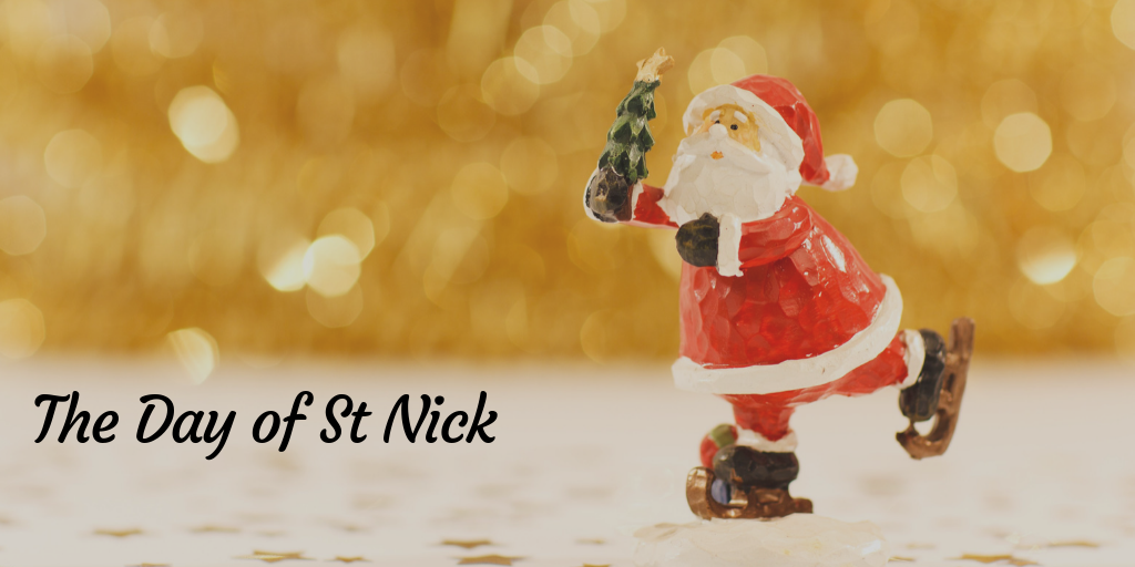 St Nicks Day (Poem)